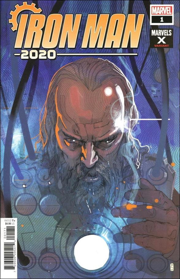 Iron Man 2020 (2020) 1-D by Marvel