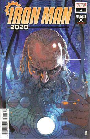Iron Man 2020 (2020) 1-D