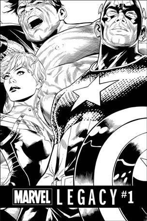 Marvel Legacy 1-L