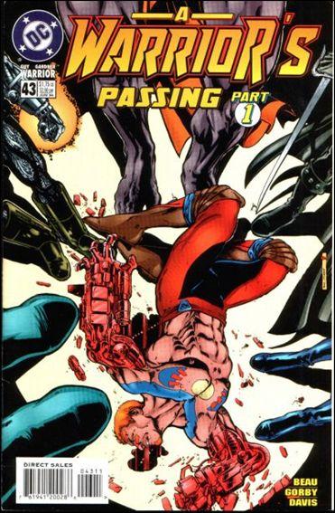 Guy Gardner: Warrior 43-A by DC