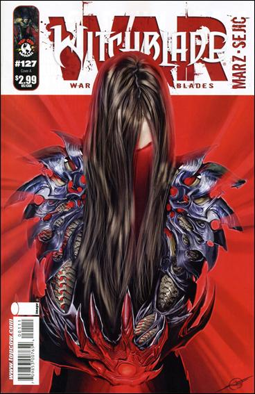 Witchblade 127-A by Top Cow