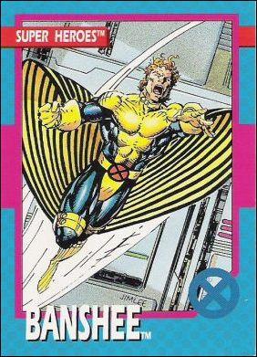 X-Men: Series 1 (Base Set) 21-A by Impel