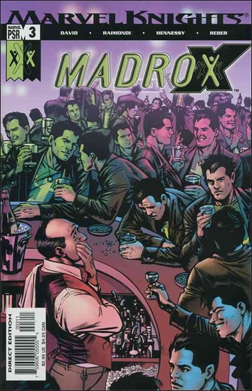Madrox 3-A by Marvel