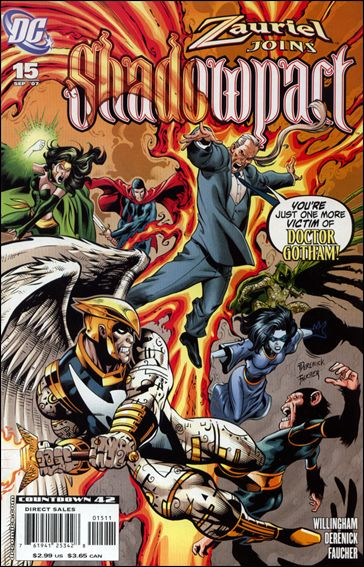 Shadowpact 15-A by DC
