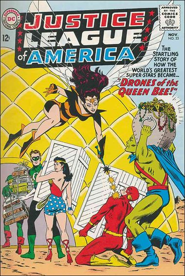 Justice League of America (1960) 23-A by DC