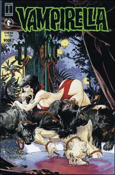Vampirella: Morning in America 2-A by Harris