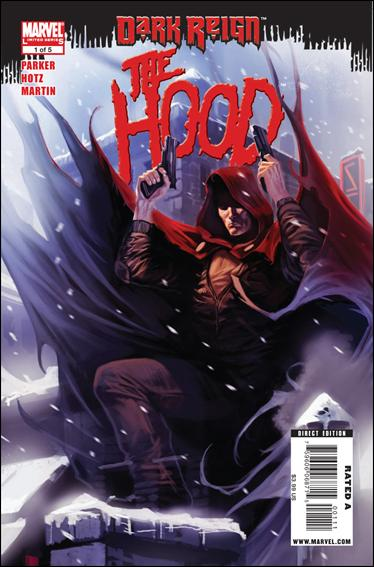 Dark Reign: The Hood 1-A by Marvel
