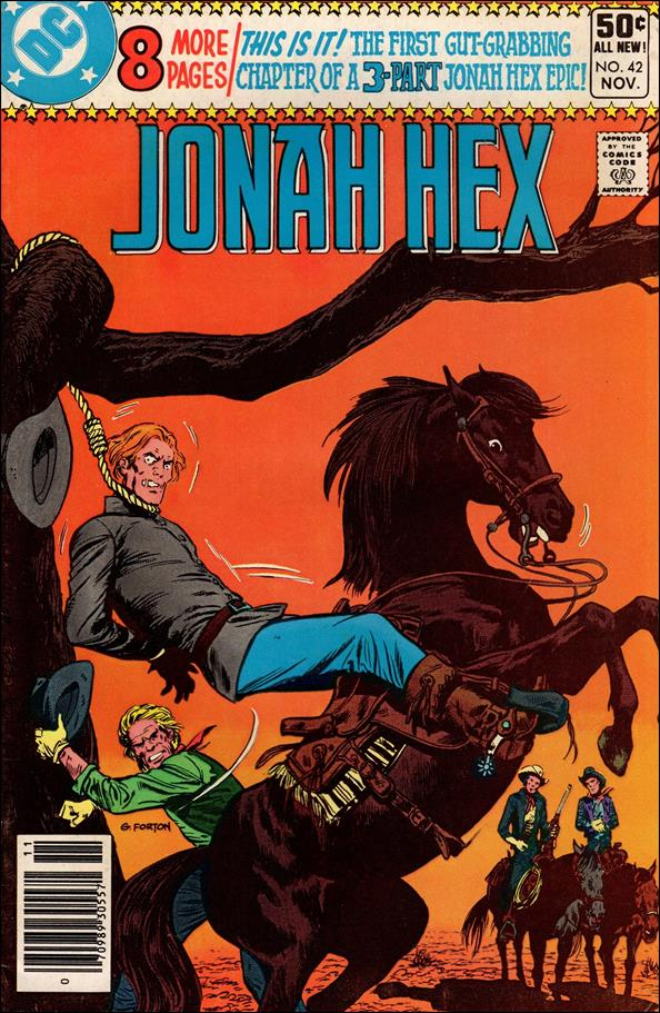 Jonah Hex (1977) 42-A by DC