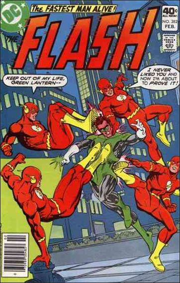 Flash (1959) 282-A by DC