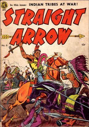 Straight Arrow 6-A