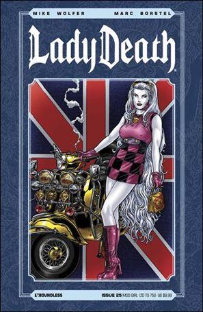 Lady Death (2010) 25-Q