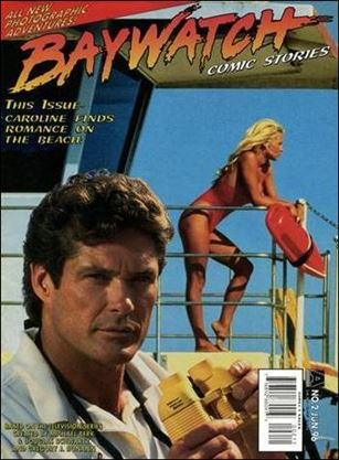 Baywatch Comic Stories 2-A