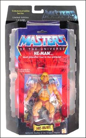 Masters of the Universe (Commemorative Series) He-Man (1/35000)