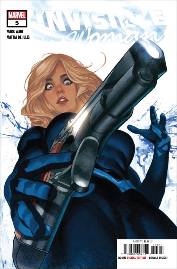 Invisible Woman 5-A by Marvel