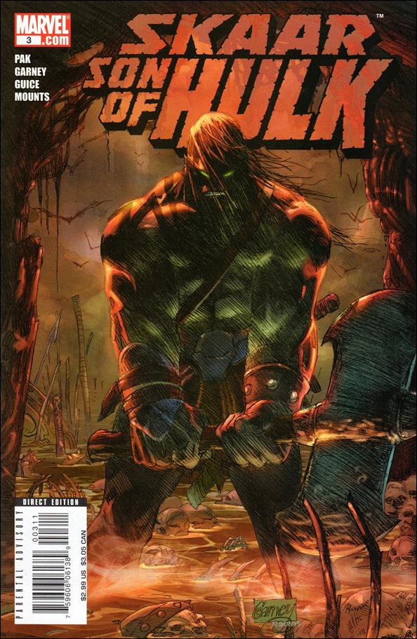 Skaar: Son of Hulk 3-A by Marvel