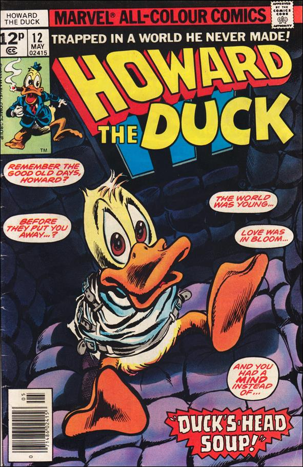 Howard the Duck (1976) 12-B by Marvel