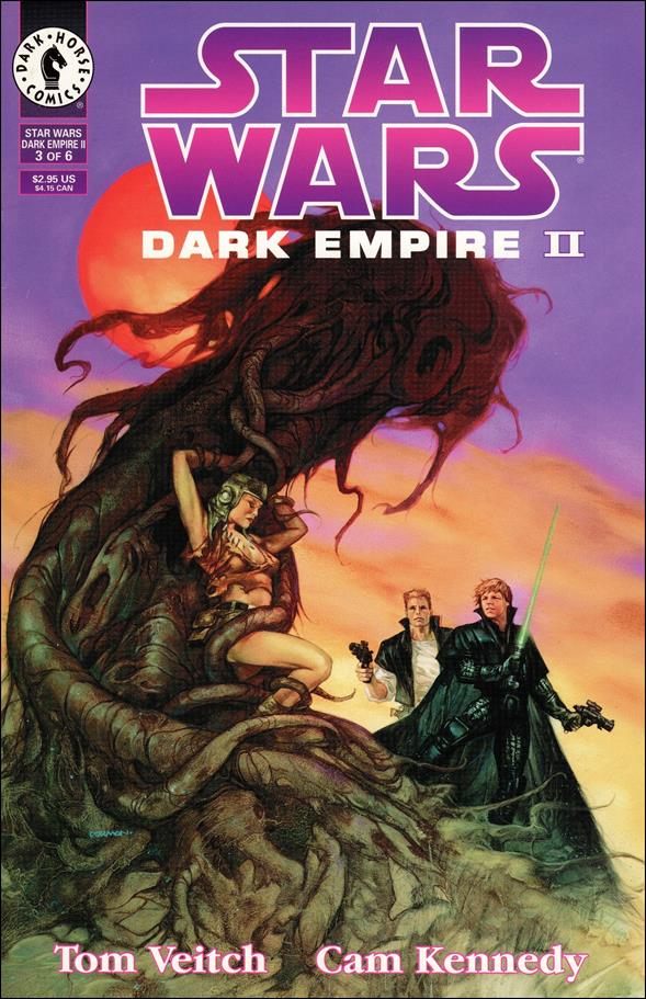 Star Wars: Dark Empire II 3-A by Dark Horse