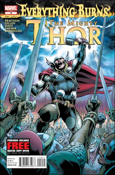 Mighty Thor 19-A by Marvel