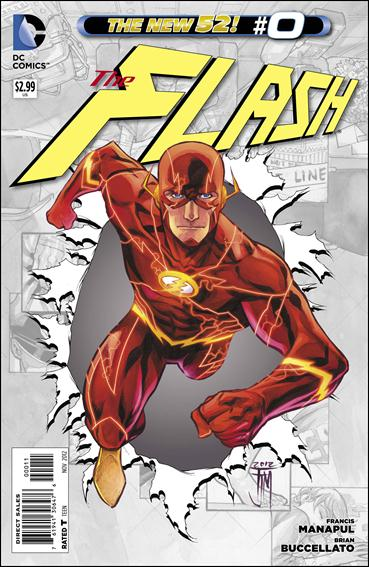 Flash (2011) 0-A by DC