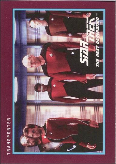 Star Trek 25th Anniversary: Series 1 (Base Set) 98-A by Impel
