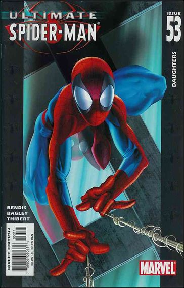 Ultimate Spider-Man (2000) 53-A by Marvel