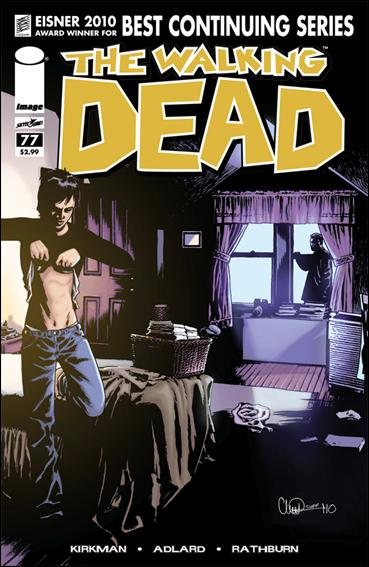 Walking Dead (2003) 77-A by Skybound Entertainment