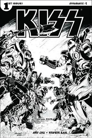 Kiss (2016) 1-J