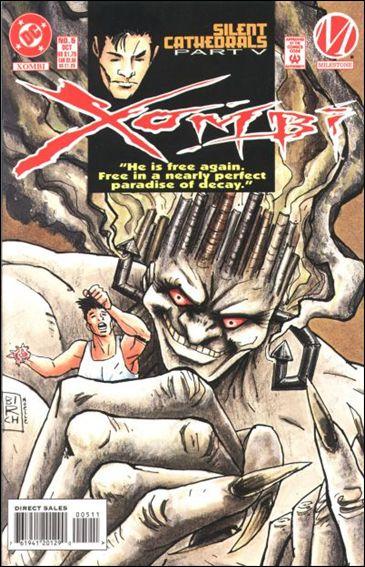 Xombi (1994) 5-A by Milestone