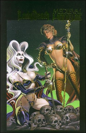 Lady Death/Medieval Witchblade 1-D by Chaos