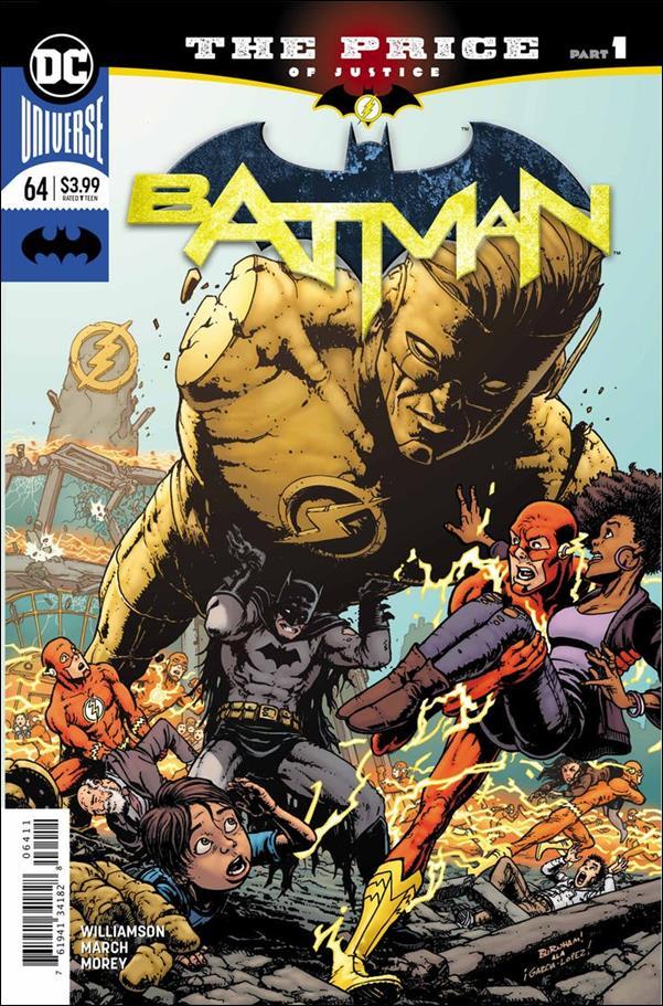 Batman (2016) 64-A by DC