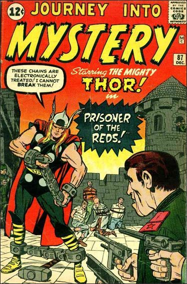 Journey into Mystery (1952) 87-A by Marvel