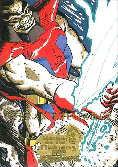 2008 Marvel Masterpieces: Series 3 (Base Set) 40-A by SkyBox