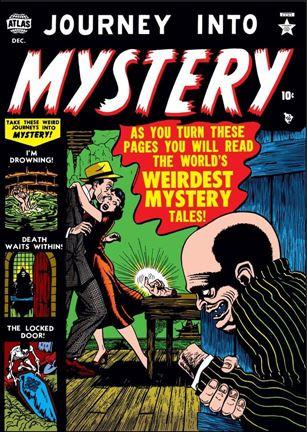 Journey into Mystery (1952) 4-A