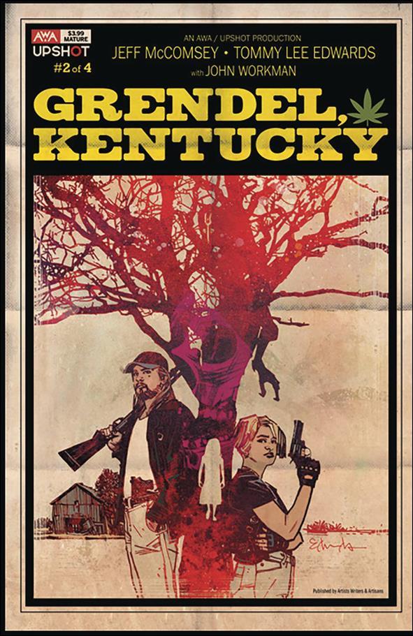 Grendel, Kentucky 2-A by AWA Studios
