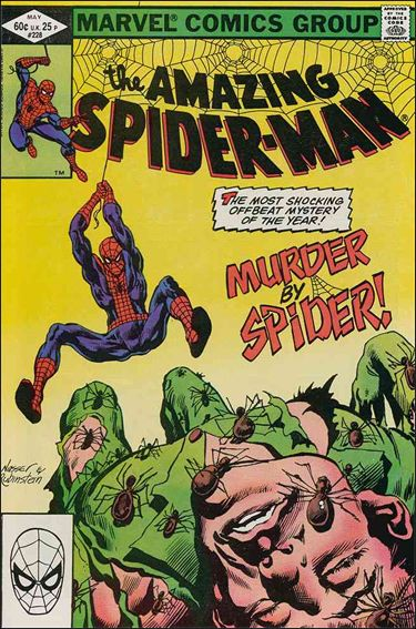 Amazing Spider-Man (1963) 228-A by Marvel