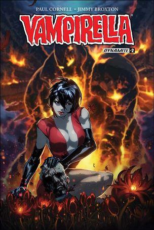 Vampirella (2017) 2-A