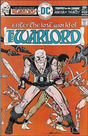 Warlord (1976) 2-A