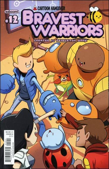 Bravest Warriors 12-A by Kaboom!