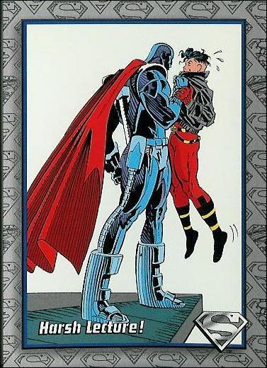 Return of Superman (Base Set) 33-A by SkyBox