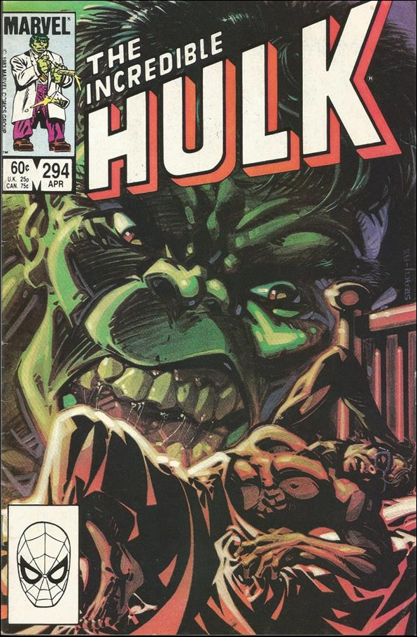 Incredible Hulk (1968) 294-A by Marvel