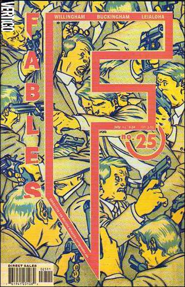 Fables 25-A by Vertigo