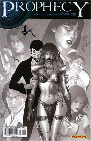 Prophecy 6-B by Dynamite Entertainment