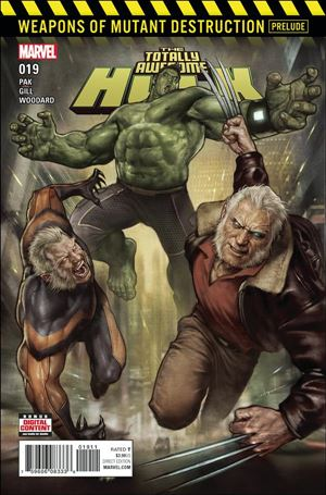 Totally Awesome Hulk 19-A