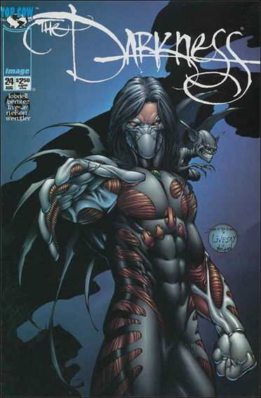 Darkness (1996) 24-A by Top Cow