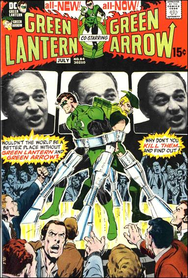 Green Lantern (1960) 84-A by DC