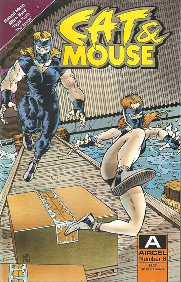 Cat & Mouse (1990) 8-A by Aircel