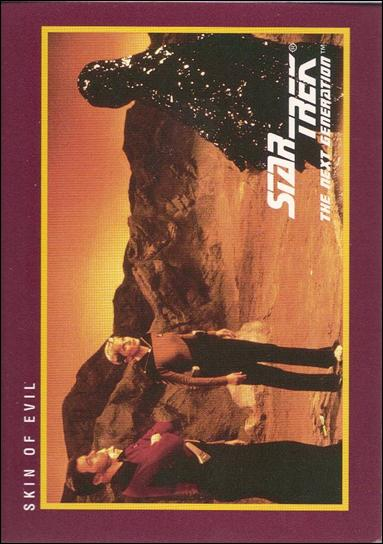 Star Trek 25th Anniversary: Series 1 (Base Set) 52-A by Impel