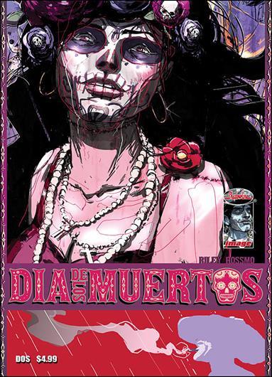 Dia de los Muertos 2-A by Image