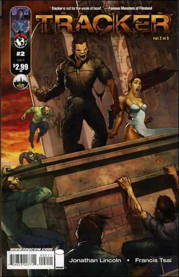 Tracker (2009) 2-A by Top Cow