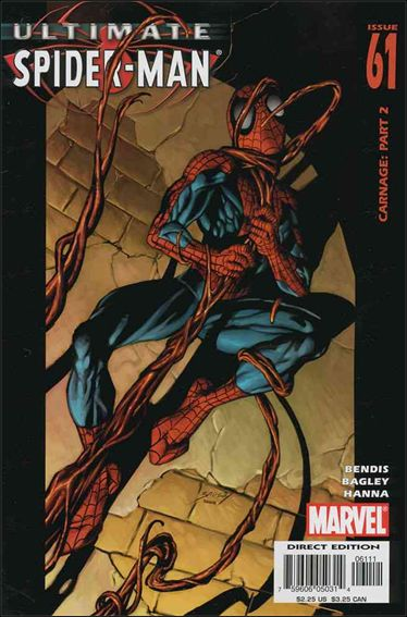 Ultimate Spider-Man (2000) 61-A by Marvel